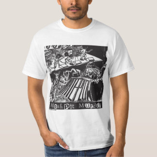 Hate Plow Mosh Pit Murder T-Shirt