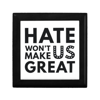Hate Will Not Make US Great Gift Box