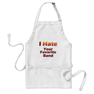 Hate Your Fave Standard Apron
