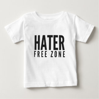 HATER Free Zone Baby T-Shirt