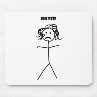 Hater Mouse Pad