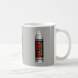 Hater remover. coffee mug