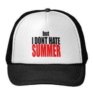 hater summer end vacation flirt romance couple red cap