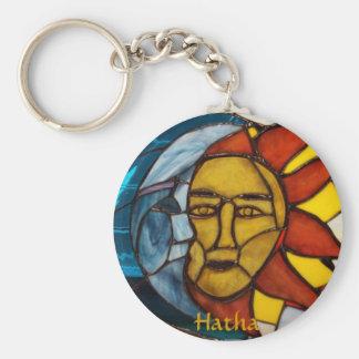 Hatha Keychain