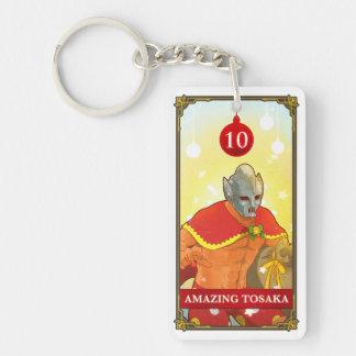 Hatoful Advent calendar 10: Amazing Tosaka Key Ring