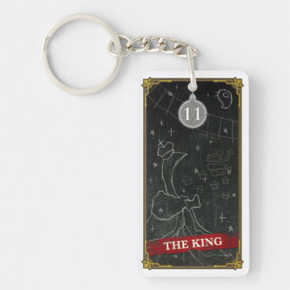 Hatoful Advent calendar 11: The King Key Ring