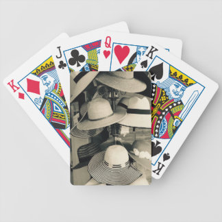 Hats Bicycle Playing Cards