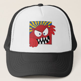 HATS, ETC, IMAGES ONLY TRUCKER HAT