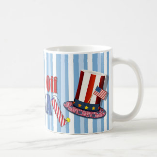 Hats Off USA Coffee Mug