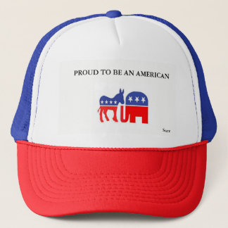 Hats Proud to be an American