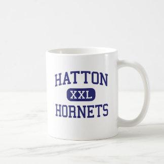 Hatton - Hornets - High - Town Creek Alabama Coffee Mug