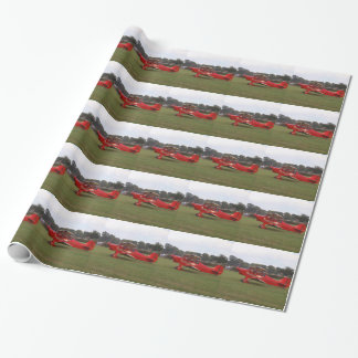 Hatz Biplane Wrapping Paper