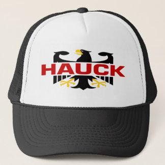 Hauck Surname Trucker Hat