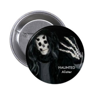 HAUNTED ALISTER BUTTON