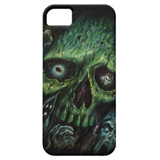 Haunted Attraction Skulls Ghosts Vintage iPhone 5 Cases