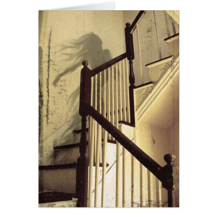 'Haunted' Card