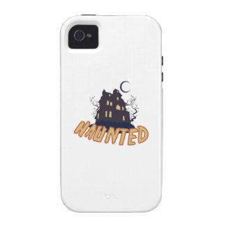 Haunted Case-Mate iPhone 4 Covers