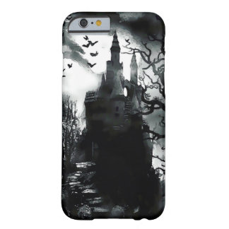 Haunted Castle Graphic Art Barely There iPhone 6 Case