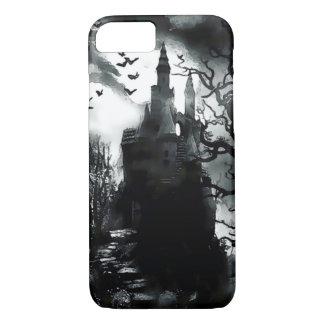 Haunted Castle Graphic Art iPhone 7 Case