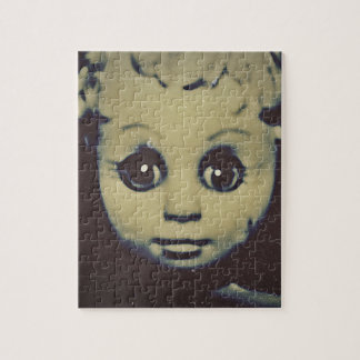 haunted doll products jigsaw puzzle