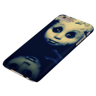 Haunted doll reflection phone case