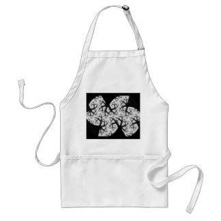 Haunted Forest Apron