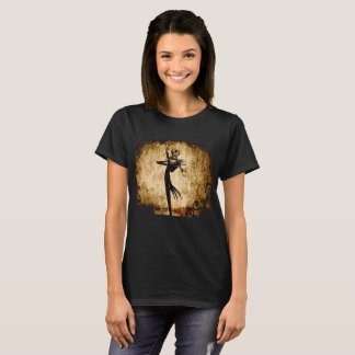 Haunted Halloween Jack Skellington T-shirt