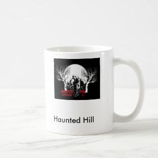 Haunted Hill Basic White Mug