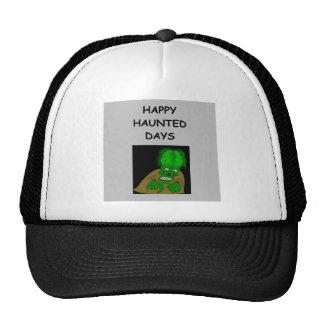 haunted holidays hats