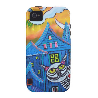 Haunted Hollow iPhone 4 Covers