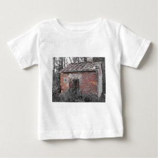 Haunted horror house baby T-Shirt