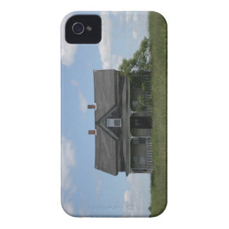 Haunted House iPhone 4 Cases