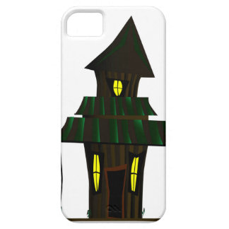 Haunted House Case For The iPhone 5