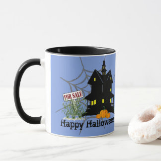 Haunted House For Sale Mug