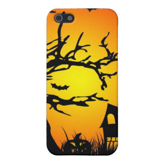 Haunted House iPhone 4 Case