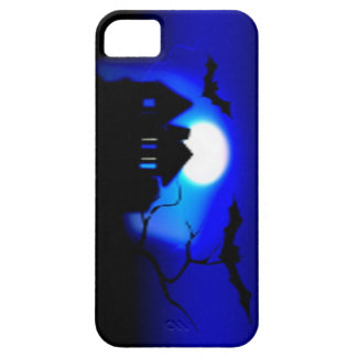 Haunted House iPhone 5 Case