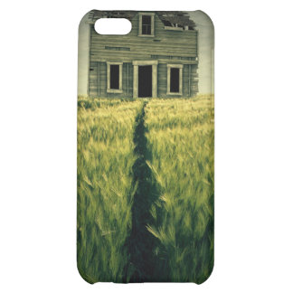 Haunted House iPhone 5C Cases