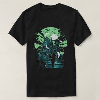 Haunted House Men's T-Shirt