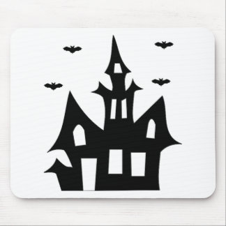Haunted House Mousepads