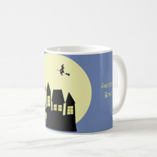 Haunted House Mug