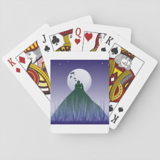 Haunted House On A Hill Playing Cards