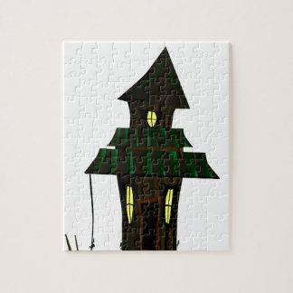 Haunted House Puzzles