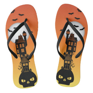 Haunted House Thongs