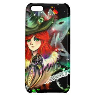 Haunted iPhone 5C Case