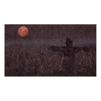 Haunted maize field bookmark pack of standard business cards
