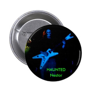 HAUNTED NESTOR BUTTON