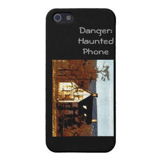 Haunted Phone iPhone 5/5S Covers