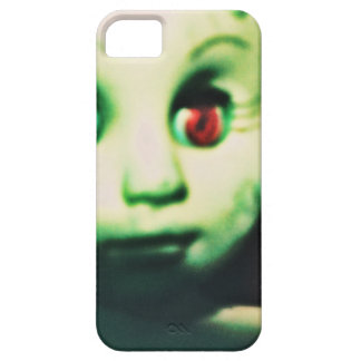 haunted red eyed doll products iPhone 5 cases