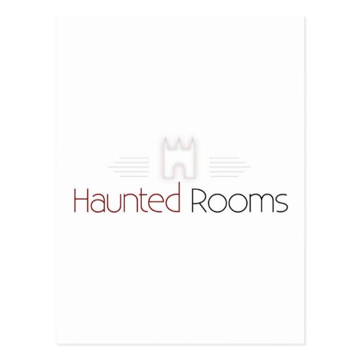 Haunted Rooms Coffee Mug Postcards