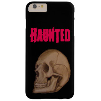 Haunted Skull Barely There iPhone 6 Plus Case